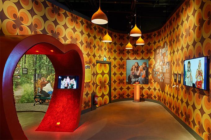 Sehenswürdigkeiten in Stockholm: ABBA The Museum