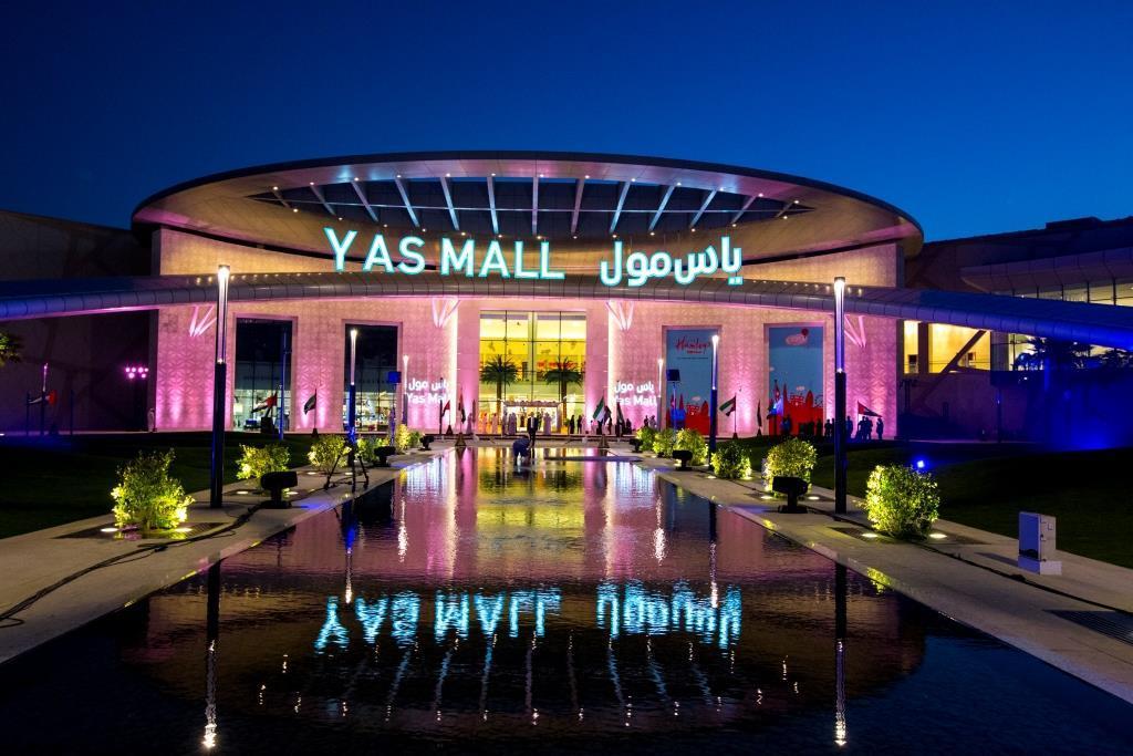 Yas Mall Yas Island