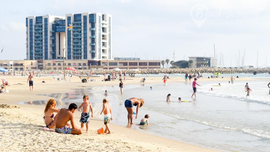 strand meer israel tel aviv sonne tourismus