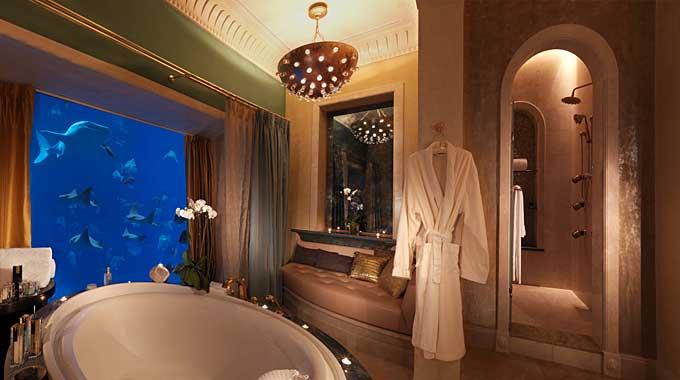 Unterwasserhotels auf der ganzen Welt