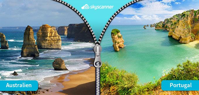Australien, Portugal
