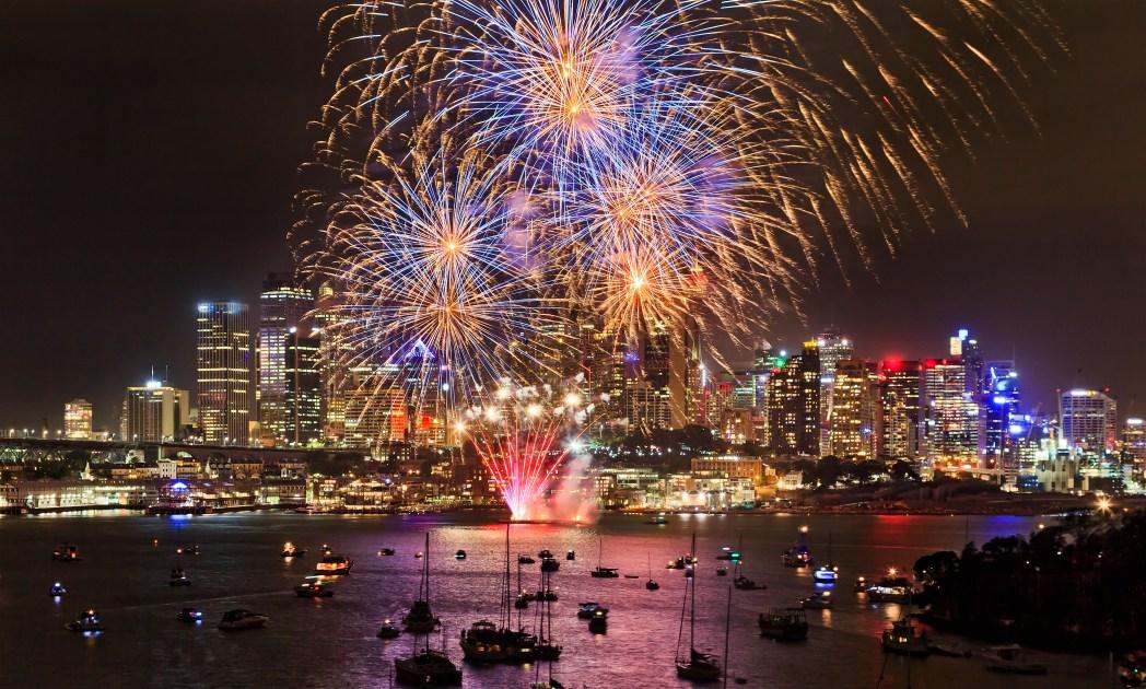 Neujahrs-Ideen: Silvester am Boot