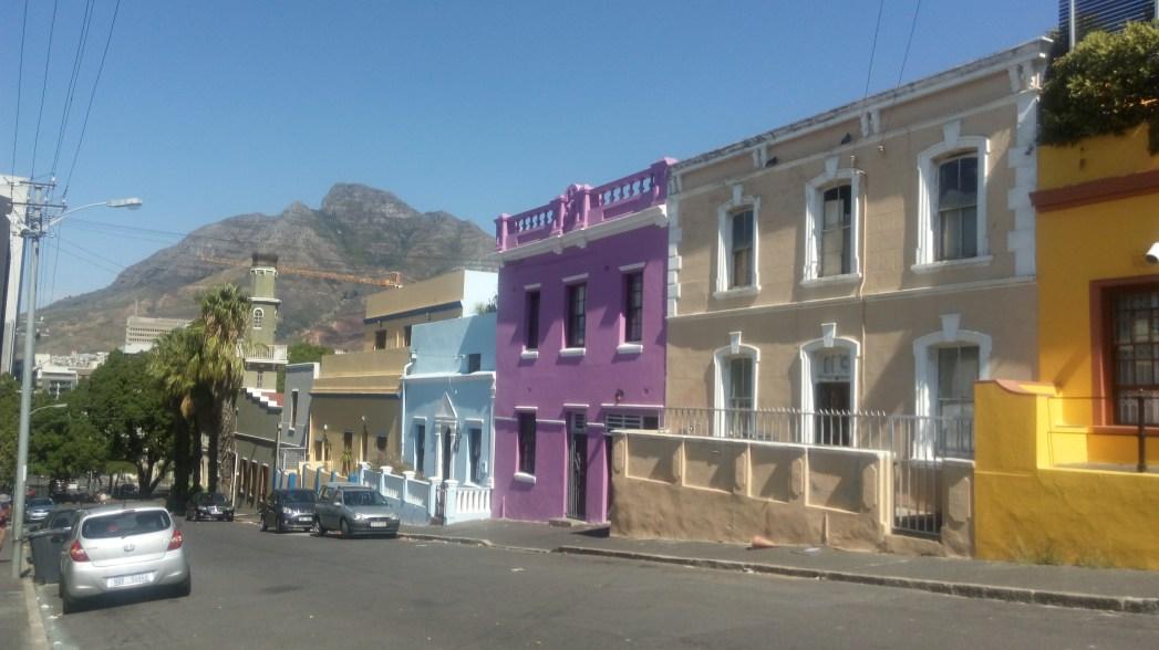 Kapstadt Bo-Kaap Muslimisches Viertel