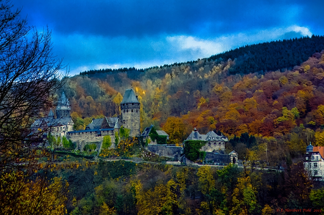 Winter-Spektakulum Burg Altena