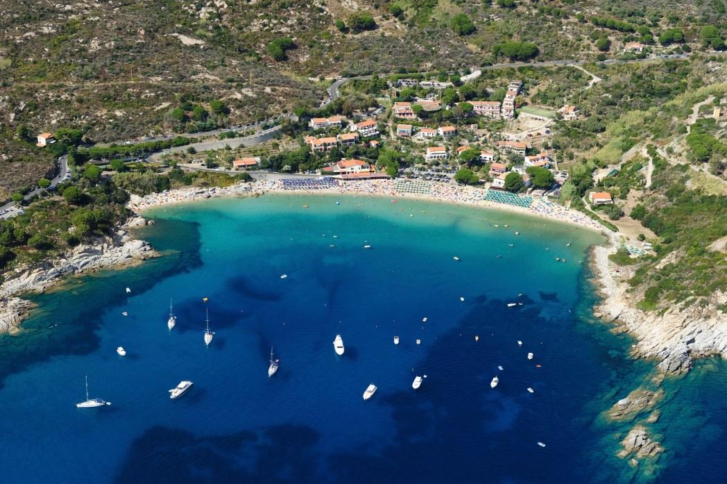 Die schönsten Strände in Italien: Der Strand von Cavoli, Toskana