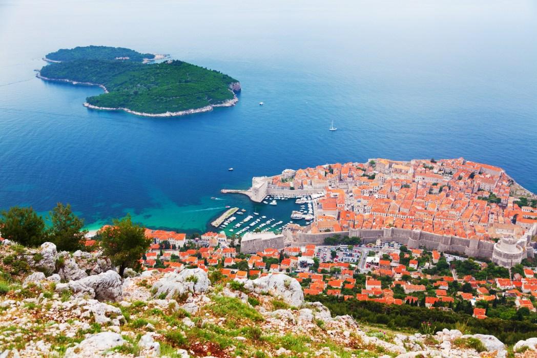 Game of Thrones Drehorte in Kroatien: Lokrum, Essos