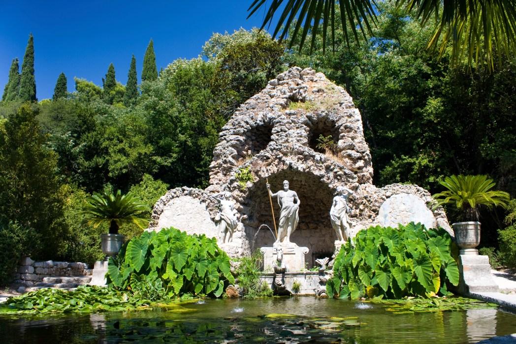 Game of Thrones Drehorte in Kroatien: Trsteno Arboretum