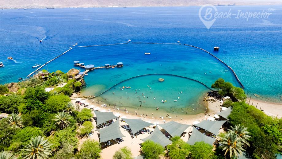 strand meer israel eilat rotesmeer sonne tourismus