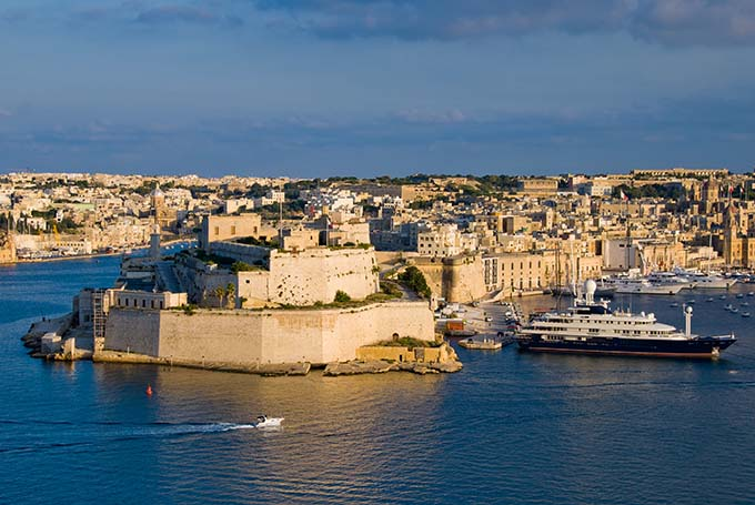 Game of Thrones Drehorte in Malta: Fort St. Angelo – Red Keep Dungeon