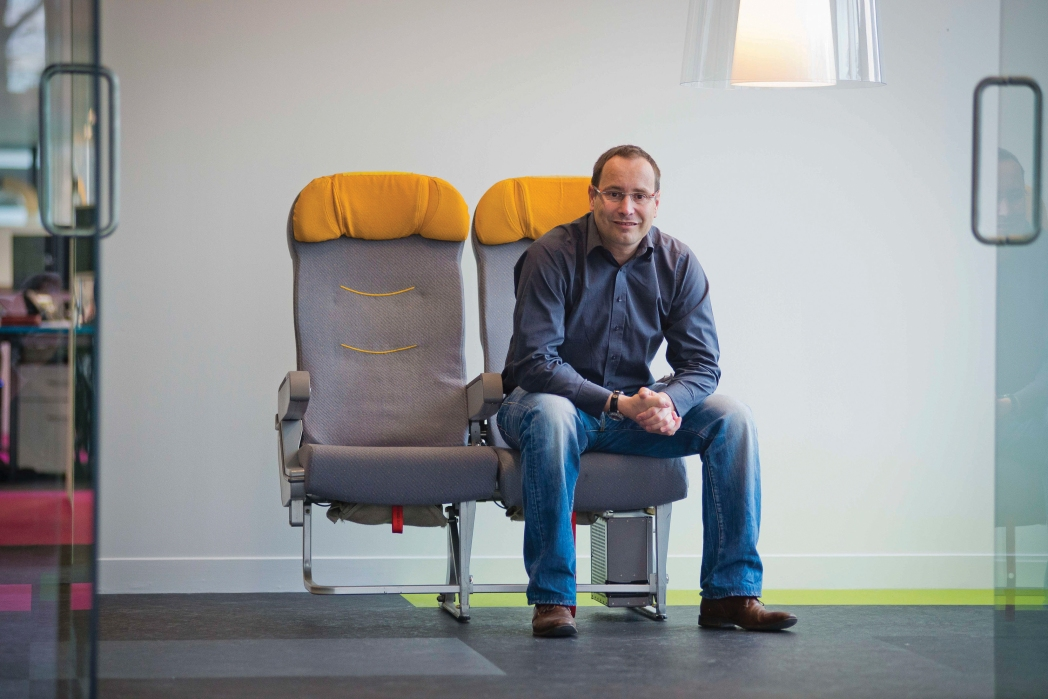 Gareth Williams Skyscanner CEO