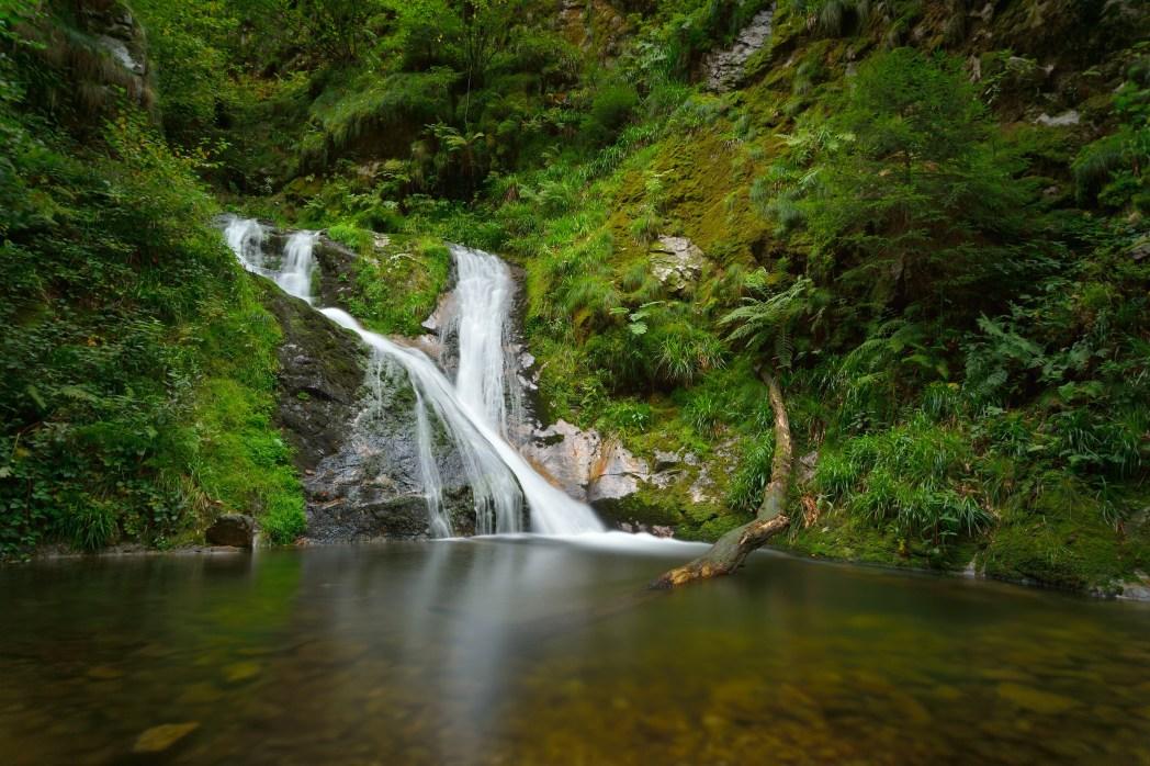 Die schönsten Wasserfälle in Deutschland: Allerheiligen-Wasserfälle