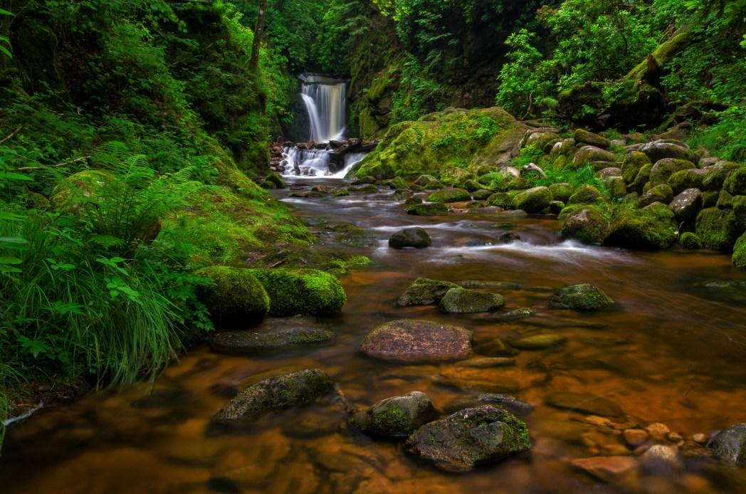 Die schönsten Wasserfälle in Deutschland: Geroldsauer Wasserfall