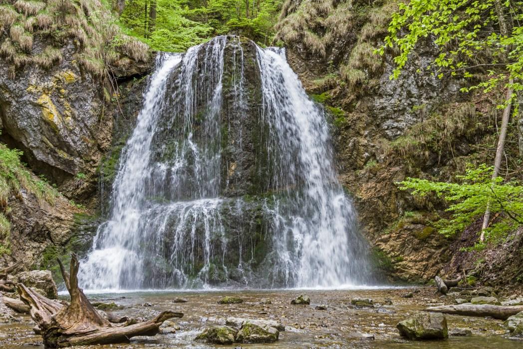 Die schönsten Wasserfälle in Deutschland: Josefstaler Wasserfälle
