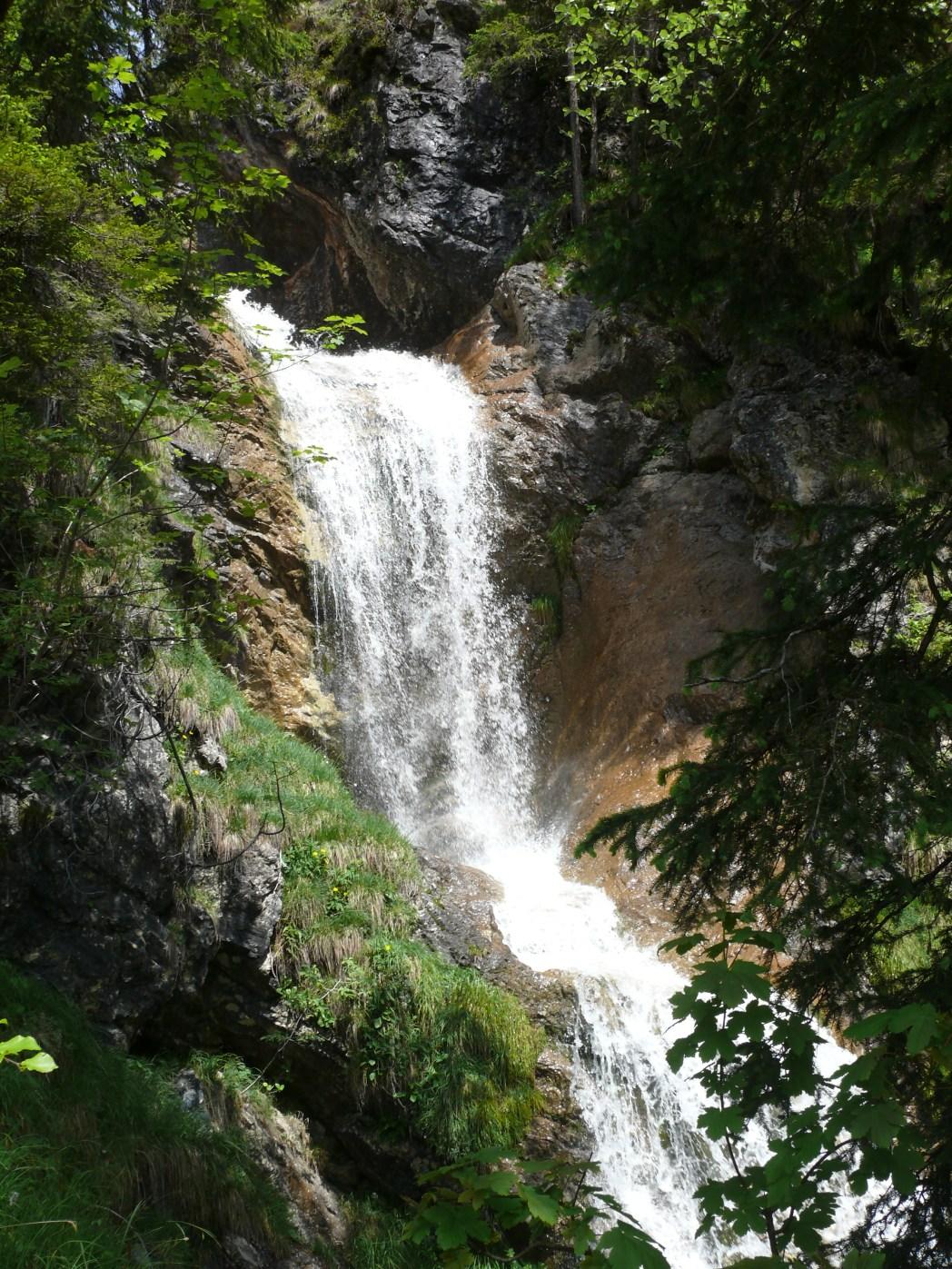 Die schönsten Wasserfälle in Deutschland: Zipfelsbacher Wasserfall