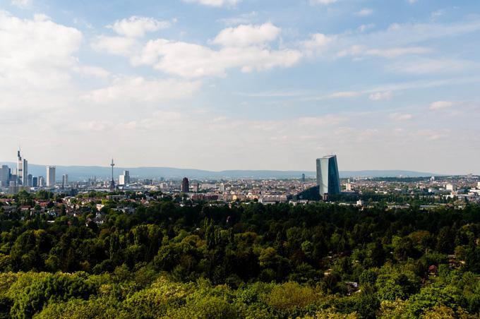 Goetheturm Frankfurt