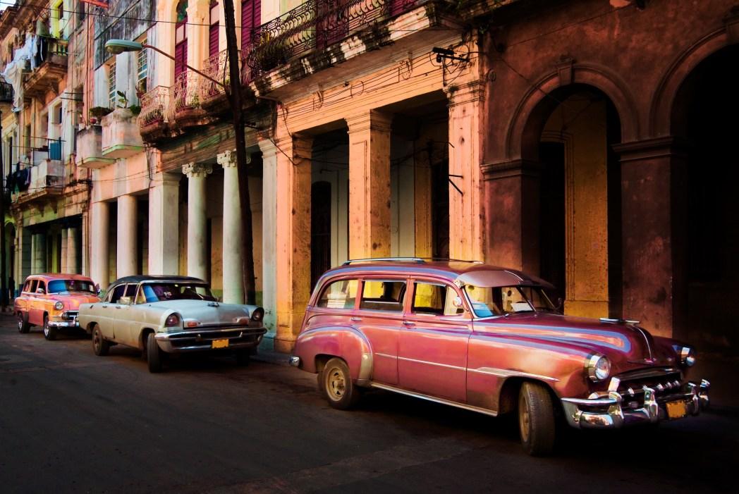 Die Top UNESCO Welterbestätten: Die Altstadt und Festungsanlagen von Havanna in Kuba