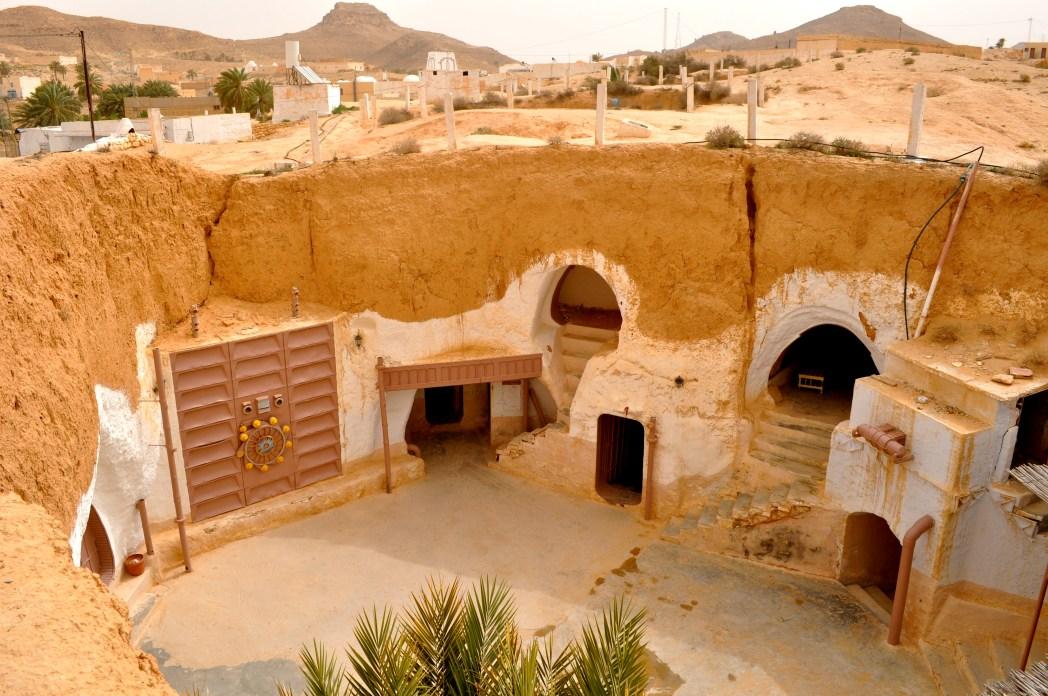 Star Wars Drehorte: Hotel Sidi Driss Tunesia