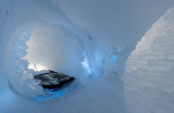Abkühlung gefällig? Die 12 coolsten Eishotels der Welt | Skyscanner ...