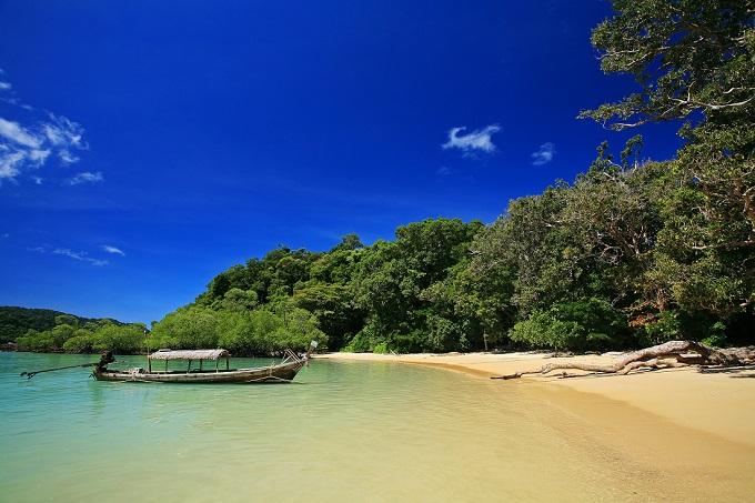 10 unberührte Inseln in Thailand: Koh Surin Nuea & Kuh Surin Tai