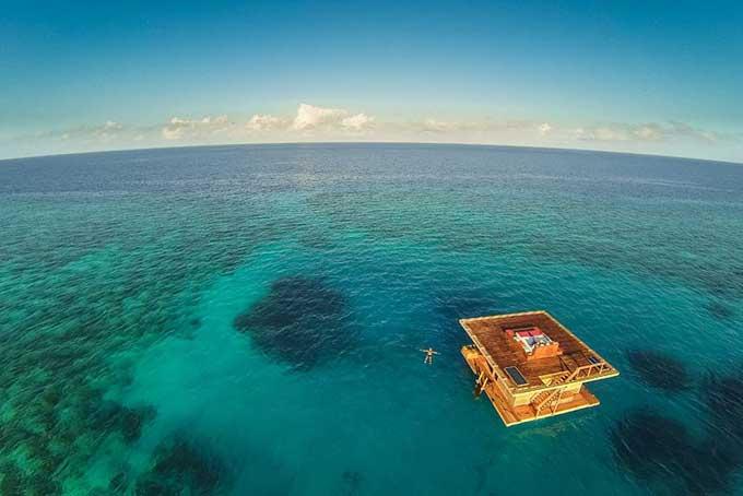 Unterwasserhotels: Urlauben unter der Wasseroberfläche