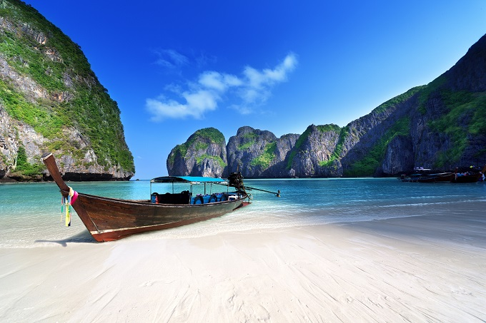 10 unberührte Inseln in Thailand: Koh Phi Phi Leh