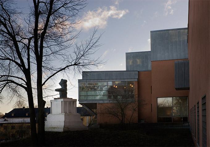 Das Moderna Museet ist eine Top Sehenswürdigkeit in Stockholm