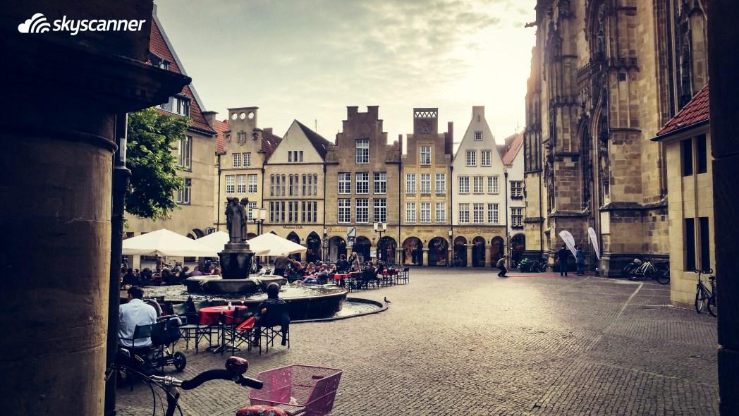 Die schönsten Städte in Deutschland: Münster Städtetrip