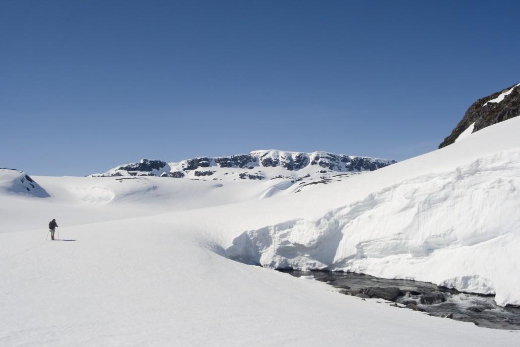 Star Wars Drehorte: Hardangerjokul Norway