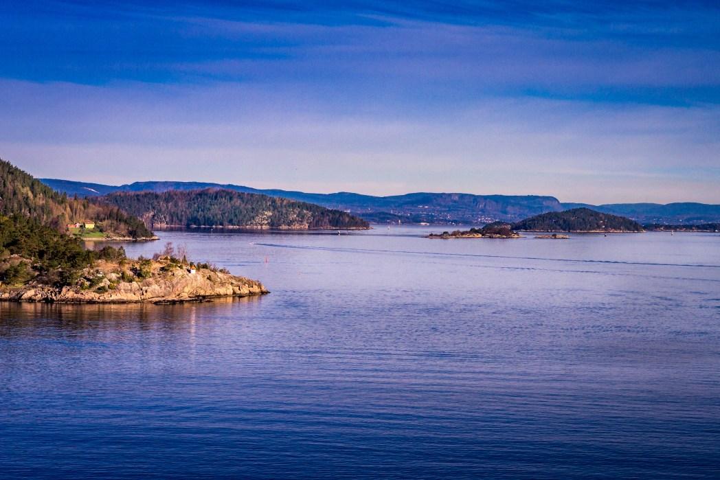 Sehenswürdigkeiten in Norwegen: Oslofjord