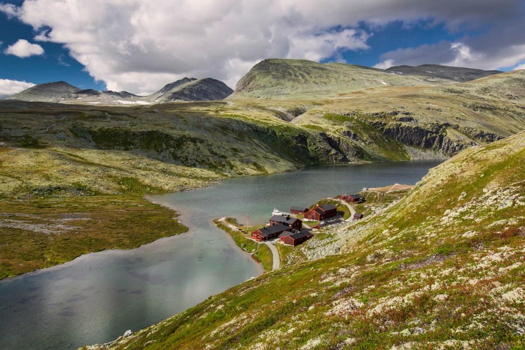 Sehenswürdigkeiten in Norwegen:  Rondane Nationalpark