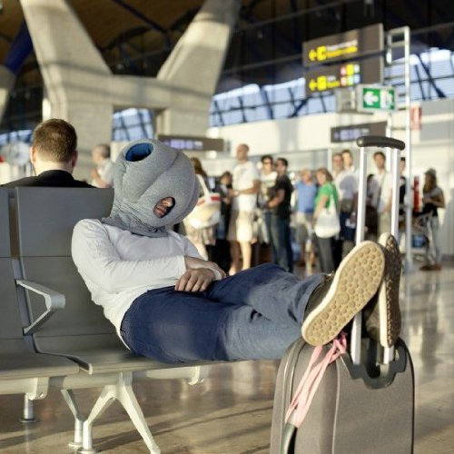 Ostrich Pillow von Studio Banana