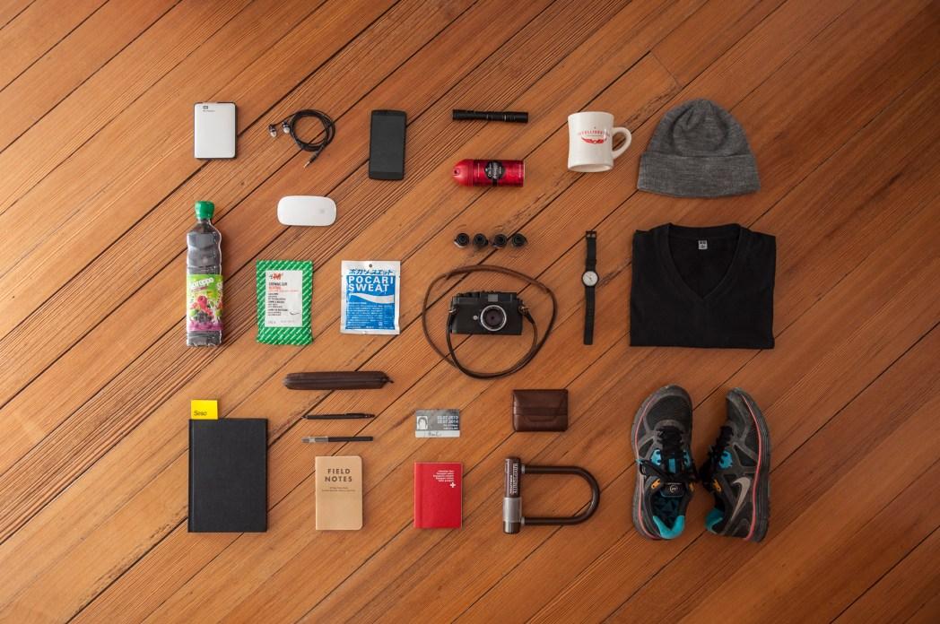 Wichtige Dinge, die man unbedingt einpacken sollte