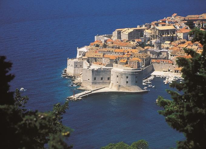 Game of Thrones Drehorte in Kroatien: Dubrovniks Altstadt