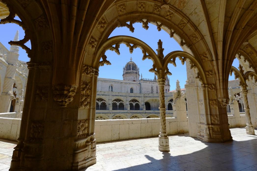Kloster Mosteiro dos Jerónimos, Lissabon