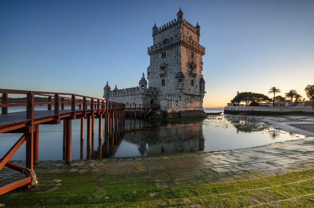 Torre de Belém Lissabon