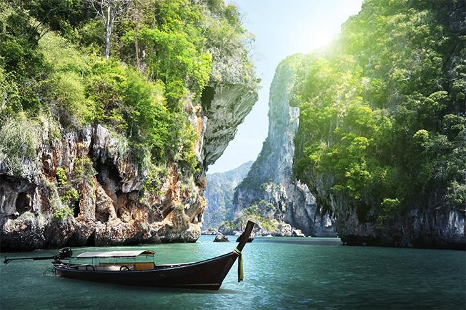 10 unberührte Inseln in Thailand: : Railay Beach
