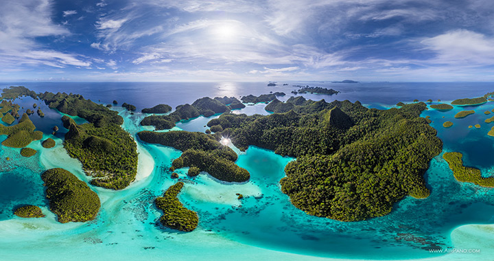 Indonesien, Raja Ampat