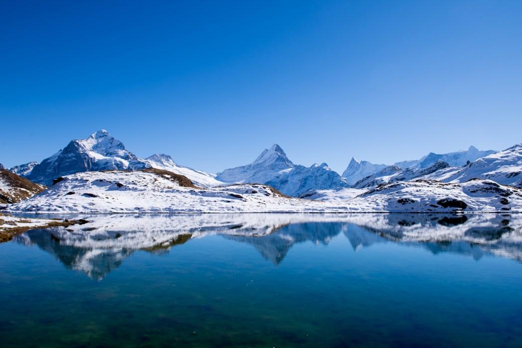 Star Wars Drehorte: Switzerland Grindelwald Mountain