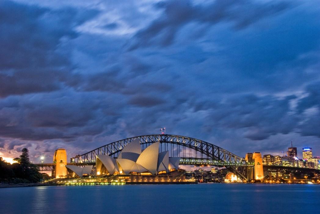 Sehenswürdigkeiten in Sydney: Sydney Opera House