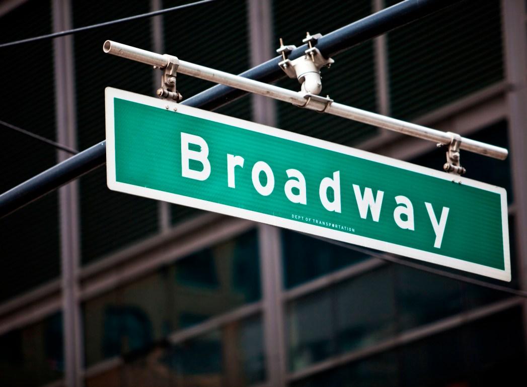 Eine Broadway Show zu Weihnachten ist ein Muss.