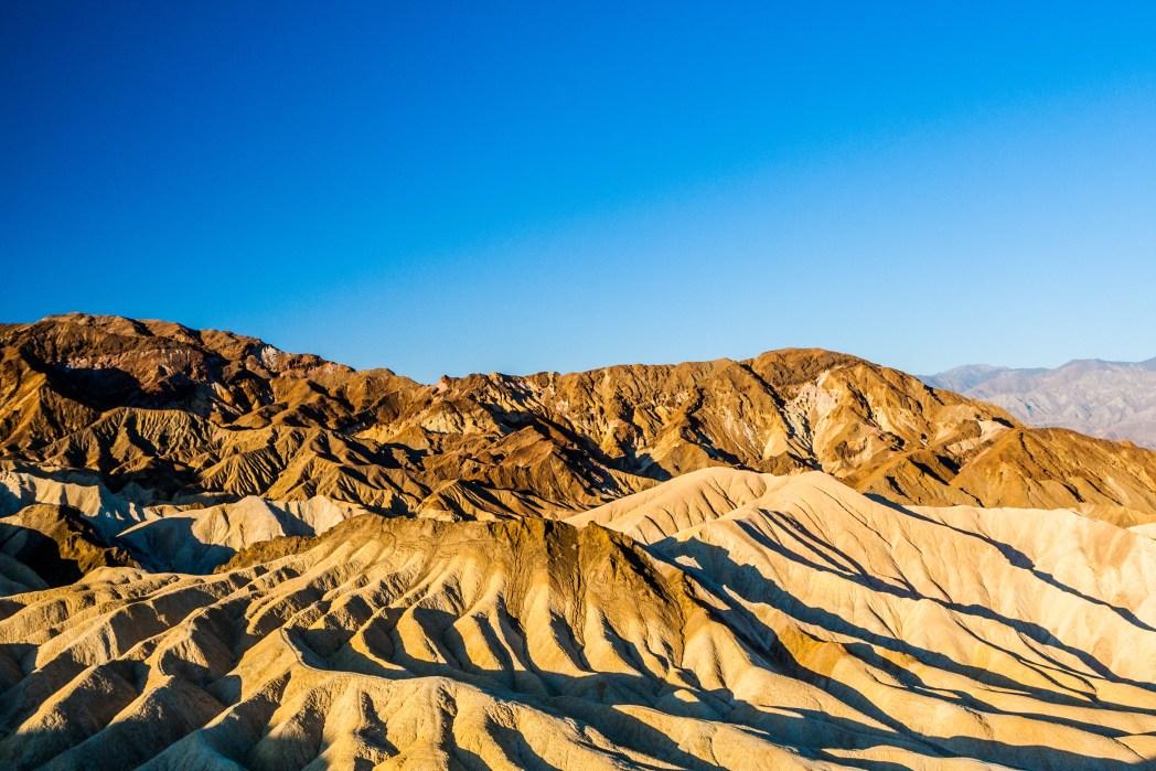 Star Wars Drehorte: Death Valley National Park