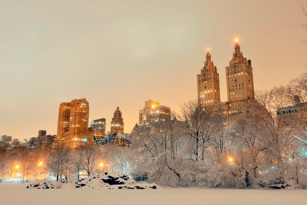Was Macht Man Weihnachten In New York Weihnachten Und Silvester In