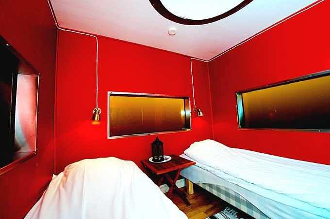Unterwasserhotel: Das Utter Inn in Schweden
