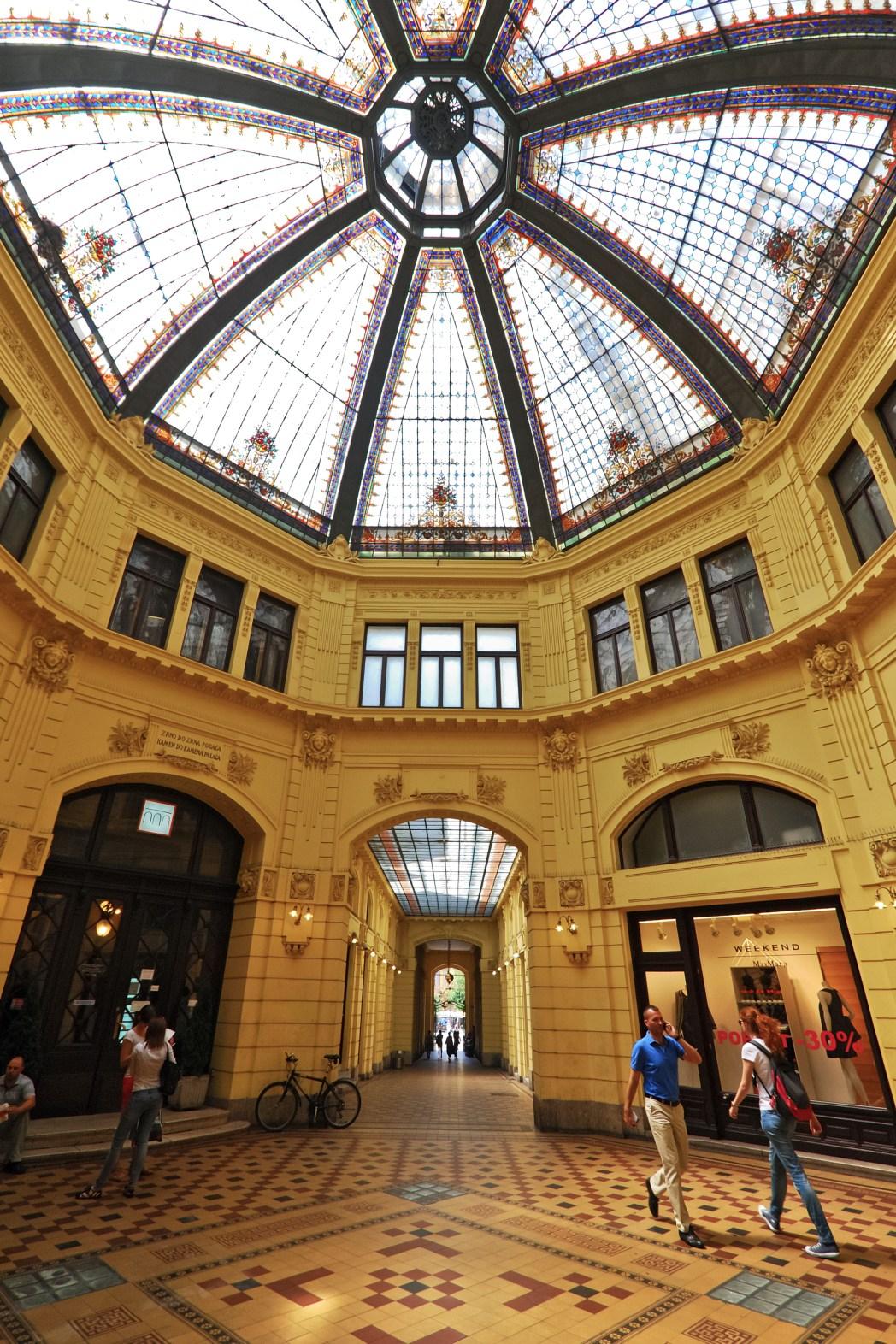 Fashion Shopping Designermode Zagreb